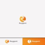 weborgさんの広告会社「Raygent(レイジェント)」のロゴへの提案