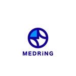 maamademusicさんの次世代クリニックグループ「MEDRiNG」のロゴへの提案
