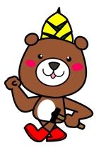 miiaさんの有限会社竹熊建設 のキャラクターデザインへの提案