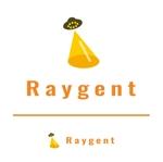 Fivestar-managementさんの広告会社「Raygent(レイジェント)」のロゴへの提案
