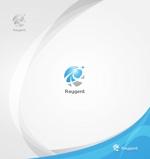 Cobalt_B1ueさんの広告会社「Raygent(レイジェント)」のロゴへの提案