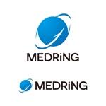 tsujimoさんの次世代クリニックグループ「MEDRiNG」のロゴへの提案