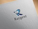 hayate_designさんの広告会社「Raygent(レイジェント)」のロゴへの提案