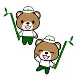 suresystemさんの有限会社竹熊建設 のキャラクターデザインへの提案