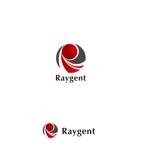marutsukiさんの広告会社「Raygent(レイジェント)」のロゴへの提案