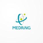 siraphさんの次世代クリニックグループ「MEDRiNG」のロゴへの提案