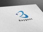 sunsun3さんの広告会社「Raygent(レイジェント)」のロゴへの提案