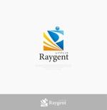 NJONESさんの広告会社「Raygent(レイジェント)」のロゴへの提案