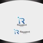 Nakamura__さんの広告会社「Raygent(レイジェント)」のロゴへの提案