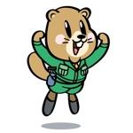 free-birdさんの有限会社竹熊建設 のキャラクターデザインへの提案