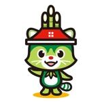 yellow_frogさんの有限会社竹熊建設 のキャラクターデザインへの提案
