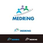 kora3さんの次世代クリニックグループ「MEDRiNG」のロゴへの提案
