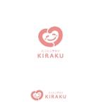 marutsukiさんのリラクゼーションサロン  「にこにこサロン KIRAKU」 のロゴへの提案