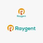 worker1311さんの広告会社「Raygent(レイジェント)」のロゴへの提案