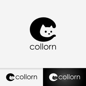 Pippinさんの個人で運営するウェブメディア「collorn」のロゴ への提案