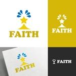 venusableさんのNPO法人 FAITHのロゴへの提案