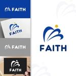 charisabseさんのNPO法人 FAITHのロゴへの提案
