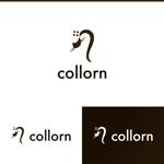 athenaabyzさんの個人で運営するウェブメディア「collorn」のロゴ への提案
