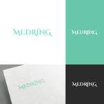 venusableさんの次世代クリニックグループ「MEDRiNG」のロゴへの提案