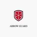 dkkhさんの徽章にもできる「アローガード株式会社」のロゴへの提案