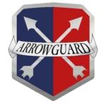hayato8810さんの徽章にもできる「アローガード株式会社」のロゴへの提案