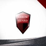 Washiさんの徽章にもできる「アローガード株式会社」のロゴへの提案