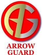 keishi0016さんの徽章にもできる「アローガード株式会社」のロゴへの提案