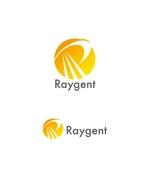 horieyutaka1さんの広告会社「Raygent(レイジェント)」のロゴへの提案