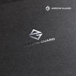 doremidesignさんの徽章にもできる「アローガード株式会社」のロゴへの提案