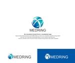 hope2017さんの次世代クリニックグループ「MEDRiNG」のロゴへの提案