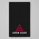nom-kojiさんの徽章にもできる「アローガード株式会社」のロゴへの提案