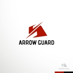 sakari2さんの徽章にもできる「アローガード株式会社」のロゴへの提案