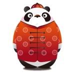 big-moonさんの20代~30代の女性に受け入れられるパンダのキャラクターのイラストへの提案