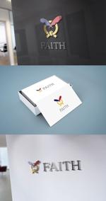 glpgs-lanceさんのNPO法人 FAITHのロゴへの提案