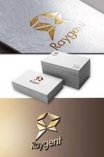 ldz530607さんの広告会社「Raygent(レイジェント)」のロゴへの提案