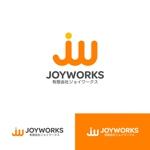 smartdesignさんのものつくりからデータ作成まで行う試作開発業「ジョイワークス」の会社ロゴへの提案