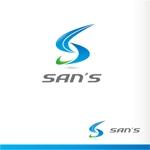 Doing1248さんの「株式会社SAN'S」のロゴ作成への提案