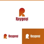 athenaabyzさんの広告会社「Raygent(レイジェント)」のロゴへの提案
