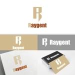 minervaabbeさんの広告会社「Raygent(レイジェント)」のロゴへの提案