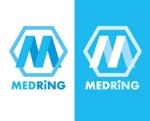 kuri_pulsarさんの次世代クリニックグループ「MEDRiNG」のロゴへの提案