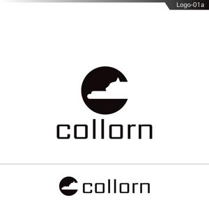 fs8156さんの個人で運営するウェブメディア「collorn」のロゴ への提案