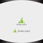 Nakamura__さんの人気アウトドア複合施設 グリーンパーク山東のロゴへの提案