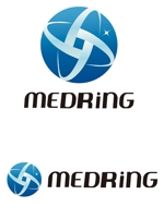 dd51さんの次世代クリニックグループ「MEDRiNG」のロゴへの提案