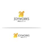 tom-hoさんのものつくりからデータ作成まで行う試作開発業「ジョイワークス」の会社ロゴへの提案