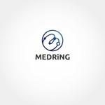 cazyさんの次世代クリニックグループ「MEDRiNG」のロゴへの提案