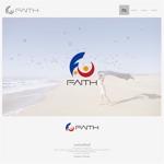 onesizefitsallさんのNPO法人 FAITHのロゴへの提案