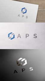 zeross_designさんの自動車関連業務の会社のロゴへの提案