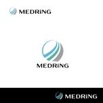 nashiniki161さんの次世代クリニックグループ「MEDRiNG」のロゴへの提案