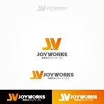 FUKUさんのものつくりからデータ作成まで行う試作開発業「ジョイワークス」の会社ロゴへの提案