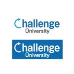 日本青年会議所の事業のなかで活動する委員会のテーマ「Challenge Üniversity」のロゴへの提案